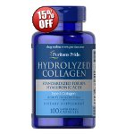 Hydrolyzed Collagen 4000mg