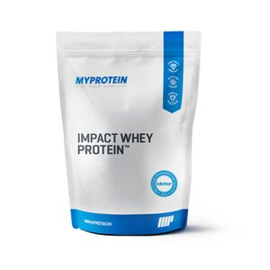 2 Packages of 5.5 lbs. Impact Whey Protein @Myprotein
