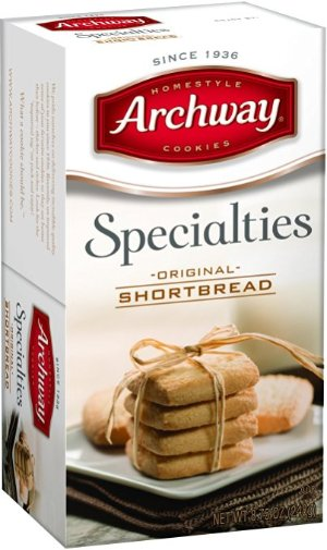 $1.68 + Free Shipping Archway Original Cookies, Shortbread, 8.75 Ounce