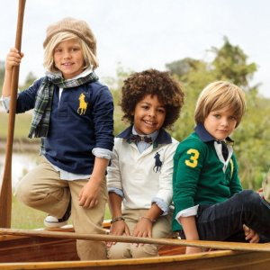 Up to 65% Off + Extra 30% OffSelect Baby and Kids' Styles @ Ralph Lauren