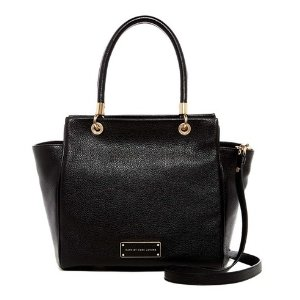 Marc by Marc Jacobs Bentley Leather Winged Double Shoulder Bag