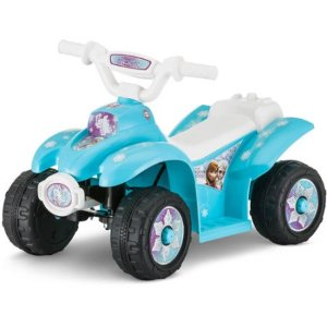 Disney Frozen 6V Battery Powered Ride-On Quad
