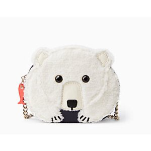 cold comforts polar bear crossbody