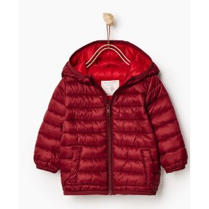 Lightweight padded jacket - SPECIAL PRICES-Baby boy-Baby | 3 months - 3 years-KIDS | ZARA United States