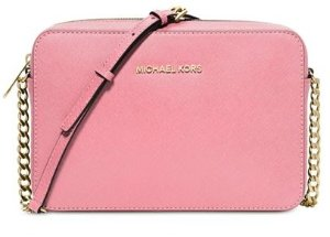 $94.5(Org. $168) Michael Kors MICHAEL Jet Set Travel Large Crossbody on Sale @ macys.com