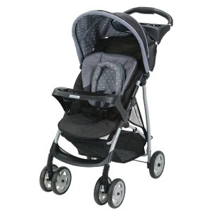 Graco LiteRider Click Connect Stroller - Hatton - Graco - Babies