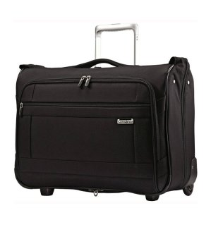 Lowest price! $97.19( reg. $189.99) Cyber Monday Deals: Extra 30% Off Samsonite Solyte Softside Carry-On Wheeled Garment Bag