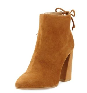 Extended One More Day! $100 Off $400 Stuart Weitzman Booties @ Neiman Marcus