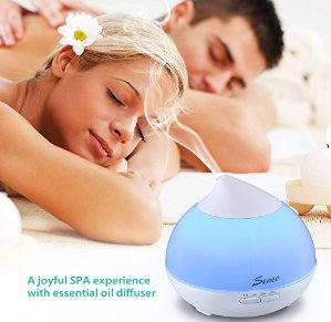 Seneo 300ml Essential Oil Diffusers