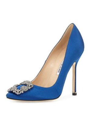 Extended One More Day! Up to $100 Off Select Manolo Blahnik Shoes @ Neiman Marcus