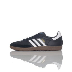Adidas SAMBA SNEAKER - Black | Jimmy Jazz - G17100