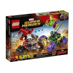 LEGO Super Heroes Hulk vs. Red Hulk 76078 Building Kit