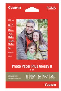 Buy 1 Get 9 FREE & 50% OFF Select Canon Photo Paper