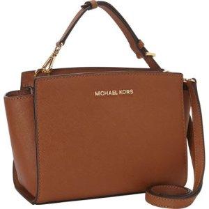 MICHAEL Michael Kors Selma Medium Messenger - eBags.com