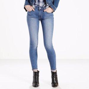 711 Skinny Jeans | Pale Night |Levi's® United States (US)
