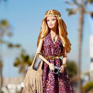 The Barbie Look® Barbie® Doll - Music Festival | DGY12 | Barbie