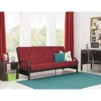 $98 Mainstays 金属支架沙发床,多种颜色可选