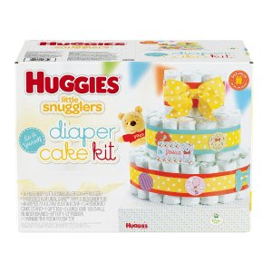 Huggies Little Snugglers Diaper Cake Kit - Huggies - Babies