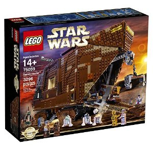 $236.76 LEGO Star Wars 75059 Sandcrawler