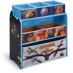 $19.99 Delta Children's Products How to Train Your Dragon Multi-Bin Organizer