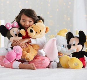 One Day Only: 50% OffPlush @ Disneystore