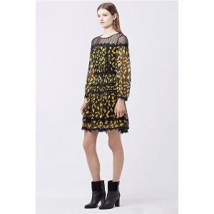 DVF Jamie A-Line Dress