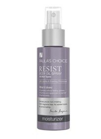 Resist Body Oil Spray @ Paula's Choice