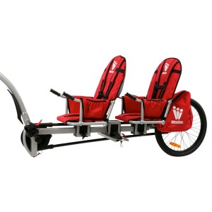 $364.99Weehoo iGo Two Bike Trailer