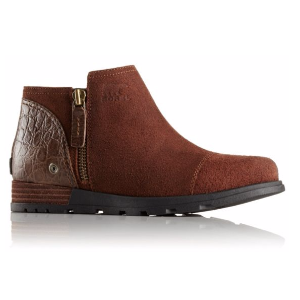 Women's Major Law Oiled Suede And Embossed Leather   SOREL