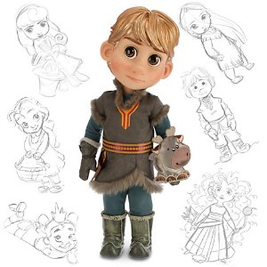 Disney Animators' Collection Kristoff Doll - Frozen - 16'' | Disney Store