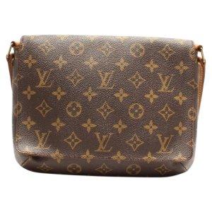 brown LOUIS VUITTON Handbag - Vestiaire Collective