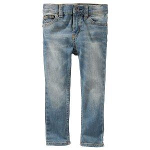 Toddler Boy Skinny Jeans - Tumbled Light | OshKosh.com