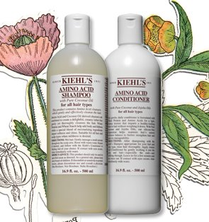 Up to $30 Off Hair Products @ Kiehl's