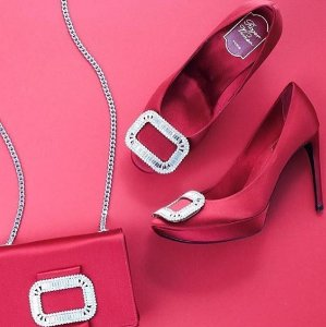Up to $200 Off Select Roger Vivier Shoes @ Saks Fifth Avenue