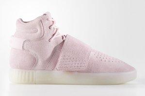 $100 WOMEN'S ORIGINALS TUBULAR INVADER STRAP SHOES @ adidas