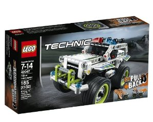 $11.99 LEGO Technic Police Interceptor 42047 Building Kit