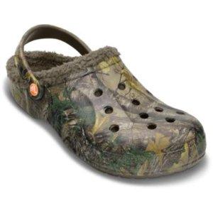 Crocs Baya Lined Realtree Xtra® Clog