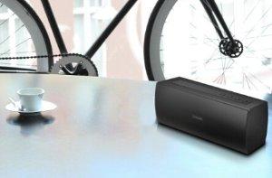 $26.88 Philips BT3080B/37 Wireless Bluetooth Stereo Speaker, Black