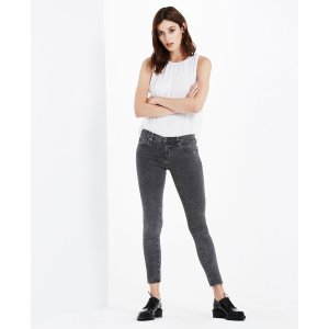THE LEGGING ANKLE in INTERSTELLAR DEEP SLATE SKINNY JEANS| AG Jeans Official Store