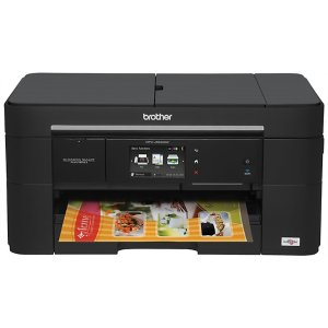 Brother Wireless Color Inkjet All-In-One Printer, Copier, Scanner, Fax