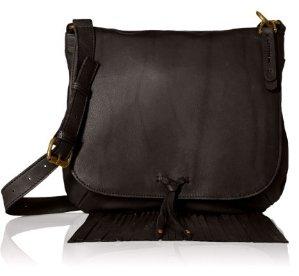 $47.13 Lucky Brand Flap Cross-Body Bag