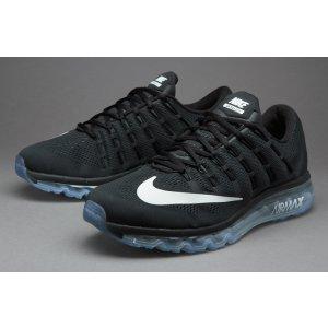 Nike Air Max 2016 - Women's - Running - Shoes - Black/White