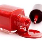 10款超正点的红色系指甲油推荐!