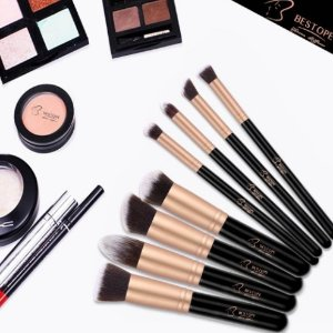 BESTOPE Premium Cosmetic Makeup Brush Set