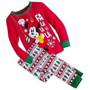 Minnie Mouse Fun Family Pajama Set for Girls | Disney Store