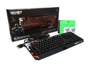 $98.99 RAZER Blackwidow Chroma RGB Gaming Mechanical Keyboard Call of Duty: Black Ops III Edition