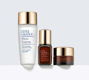 $97(Up to $435 Value) Get Started Now ANR SET + 29pcs Beauty Essentials @ Estee Lauder