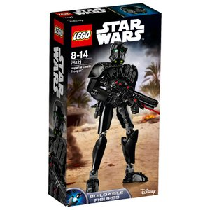 LEGO Star Wars: Imperial Death Trooper (75121) Toys | TheHut.com