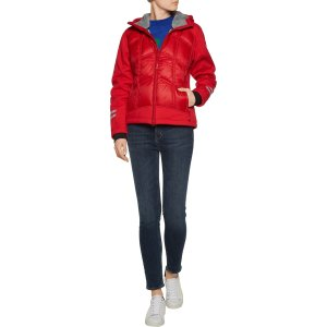 Hybridge paneled quilted shell down jacket | Canada Goose | US | THE OUTNET