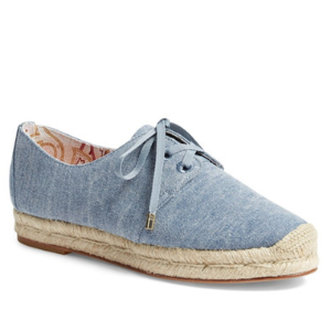 Joie | Wallie Lace-Up Espadrille Flat | HauteLook